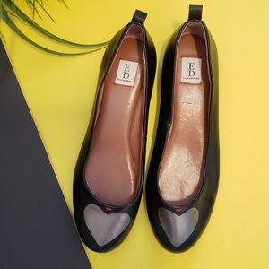 The ED ellen degeneres lyssa ballet flat, shoes